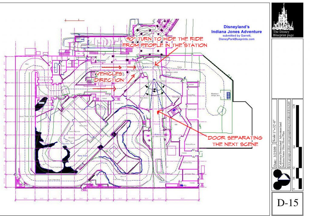 Capacity optimization discovery mountain as you can see in the blueprint above borrowed from disneyparkblueprints the loading scene is separated from the scene 1 chamber of destiny malvernweather Choice Image